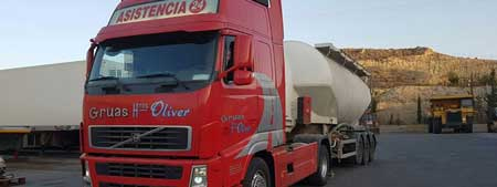 asistencia carretera 24 horas Melilla
